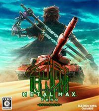 Okładka Metal Max Xeno (PS4)