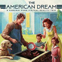 Okładka The American Dream (PS4)