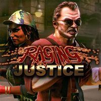 Game Box for Raging Justice (PC)