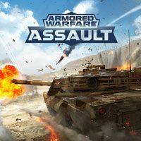 Okładka Armored Warfare: Assault (AND)