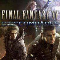 Okładka Final Fantasy XV: Comrades (PS4)