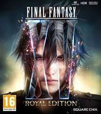 Game Box for Final Fantasy XV: Windows Edition (PC)