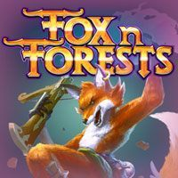 Okładka Fox n Forests (PC)