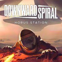 Okładka Downward Spiral: Horus Station (PC)