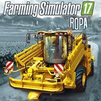 Okładka Farming Simulator 17: ROPA (PC)