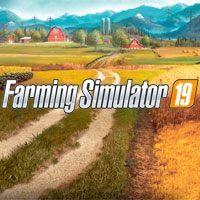 Game Box for Farming Simulator 19 (PC)