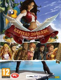 Game Box for Captain Morgane and the Golden Turtle (PC)