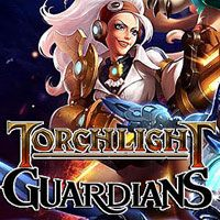 Guardians: A Torchlight Game (iOS cover