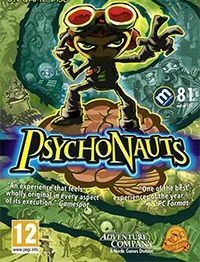 Game Box for Psychonauts (XBOX)