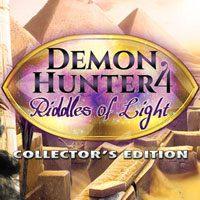 Game Box for Demon Hunter 4: Riddles of Light (PC)