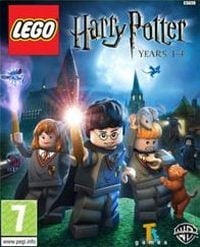 Game Box for LEGO Harry Potter: Years 1-4 (PC)