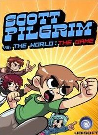 Okładka Scott Pilgrim vs. the World: The Game (PS3)