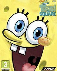 Okładka SpongeBob's Truth or Square (Wii)