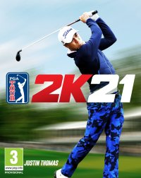 Okładka PGA TOUR 2K21 (PC)