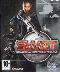 Game Box for SWAT: Global Strike Team (XBOX)