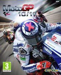 Okładka MotoGP 10/11 (X360)
