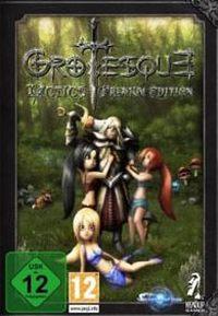 Okładka Grotesque Tactics: Evil Heroes (PC)