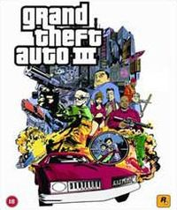 Game Box for Grand Theft Auto III (PC)