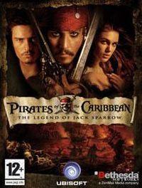 Okładka Pirates of the Caribbean: The Legend of Jack Sparrow (PC)