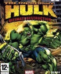 Okładka The Incredible Hulk: Ultimate Destruction (PS2)