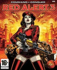 Game Box for Command & Conquer: Red Alert 3 (PC)