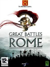 Game Box for The History Channel: Great Battles of Rome (PSP)