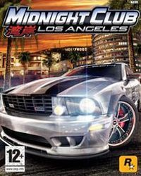Okładka Midnight Club: Los Angeles (PS3)