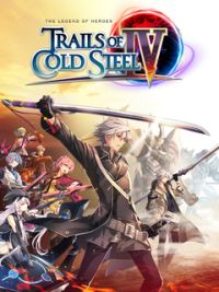 Okładka The Legend of Heroes: Trails of Cold Steel IV (PC)