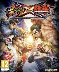 Game Box for Street Fighter X Tekken (PC)
