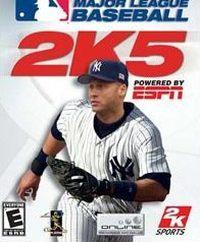 Okładka Major League Baseball 2K5 (XBOX)