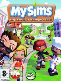 Game Box for MySims (PC)