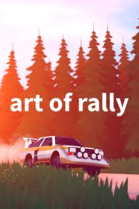 Okładka art of rally (PC)