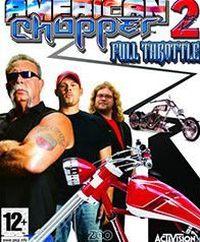 Okładka American Chopper 2: Full Throttle (GCN)