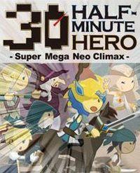 Game Box for Half-Minute Hero (PSP)