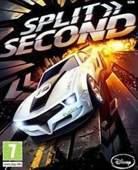 Okładka Split/Second (PS3)