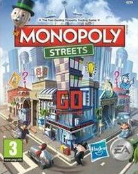 Okładka Monopoly Streets (PS3)