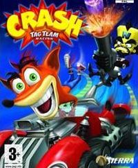 Crash Tag Team Racing PS2, XBOX, GCN, PSP, NDS