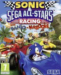 Game Box for Sonic & Sega All-Stars Racing (PC)
