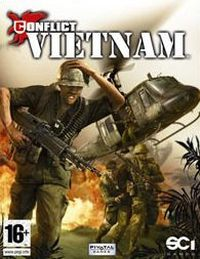 Game Box for Conflict: Vietnam (PC)