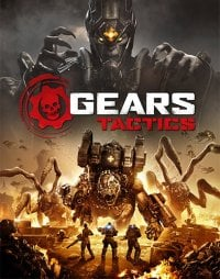 Game Box for Gears Tactics (PC)
