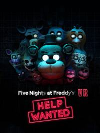 Okładka Five Nights at Freddy's VR: Help Wanted (PC)