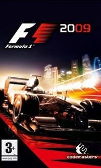 Game Box for F1 2009 (PSP)