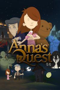Okładka Anna's Quest (Switch)