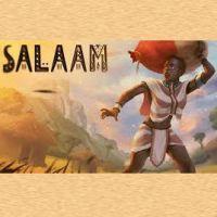 Salaam (iOS cover