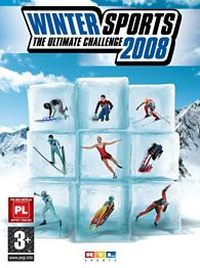 Game Box for RTL Winter Sports 2008 (PC)