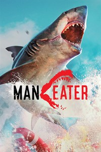 Maneater (PC cover