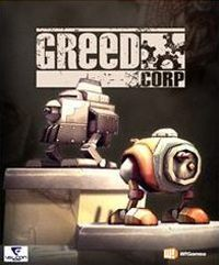 Greed Corp cover