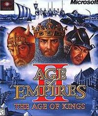Game Box for Age of Empires II: The Age of the Kings (PC)