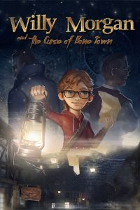 Willy Morgan and the Curse of Bone Town (Switch cover