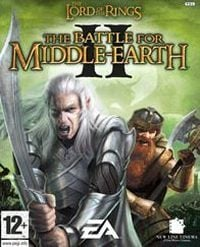 Game Box for The Lord of the Rings: The Battle for Middle-Earth II (PC)